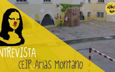 Noticiero Segundo Asalto.                 CEIP. «Arias Montano» Badajoz