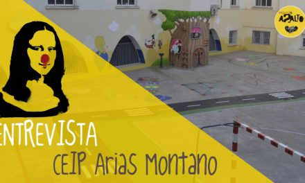 "Noticiero Segundo Asalto.                 CEIP. ""Arias Montano"" Badajoz"