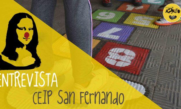 Noticiero Segundo Asalto. CEIP. «San Fernando» Badajoz.