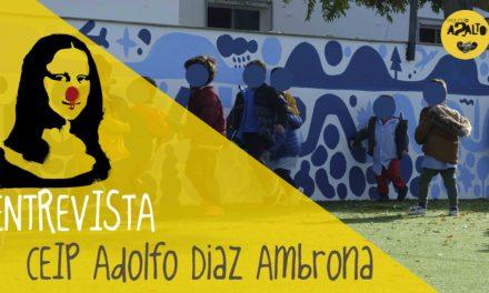 Noticiero Segundo Asalto. CEIP «A. Díaz Ambrona» Valdelacalzada. Badajoz.