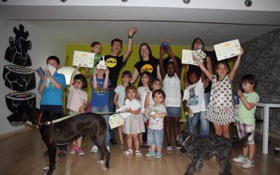MUR@NIMALIA. Tarde de animales y niños junto a la Asociación Zooterapia. 9 de Mayo de 2014