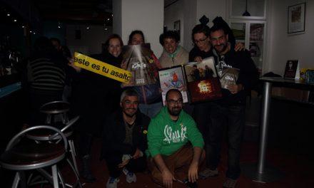 Presentación Calendario Solidario. Bar Cañadul. Cáceres.