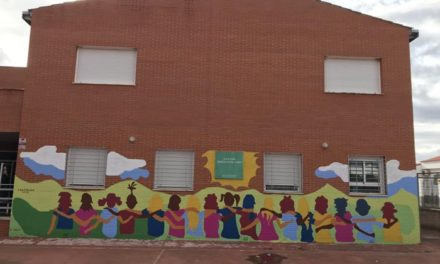 Taller «Wall Painting Erasmus +». Burguillos del Cerro. Badajoz
