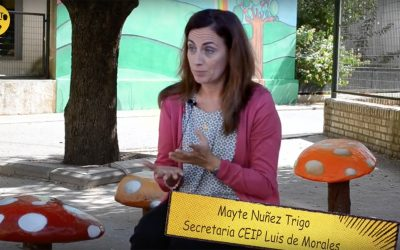 Noticiero Segundo Asalto CEIP Luis de Morales