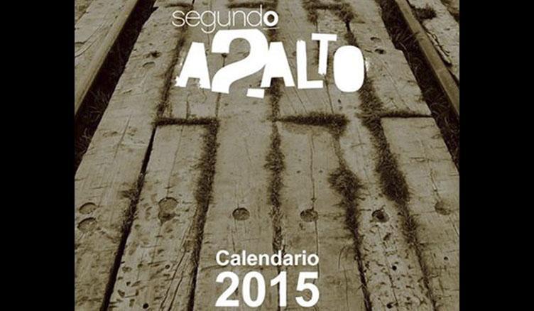 Calendario Solidario. Artistas colaboradores. 2015