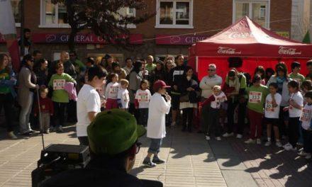 Segundo Asalto en II Caminata-Carrera por las ER en Badajoz