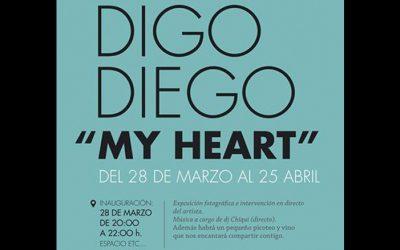 Exposición Digo Diego.