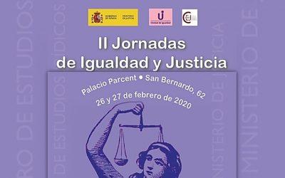 II Jornadas Justicia e Igualdad