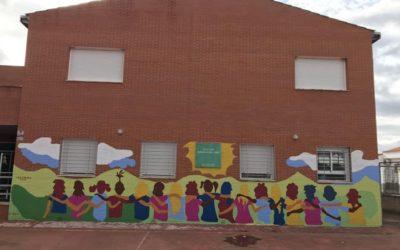 "Taller ""Wall Painting Erasmus +"". Burguillos del Cerro. Badajoz"