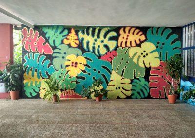 proyecto ilusion-arte asociación segundo asalto
