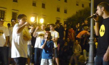 Noche en Blanco Badajoz 2011 – Taller de música urbana