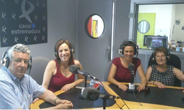 Escuela de Abuelas y Abuelos en Canal Extremadura Radio